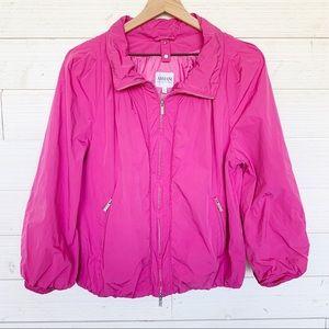 Armani Collezioni All Seasons Windbreaker Jacket